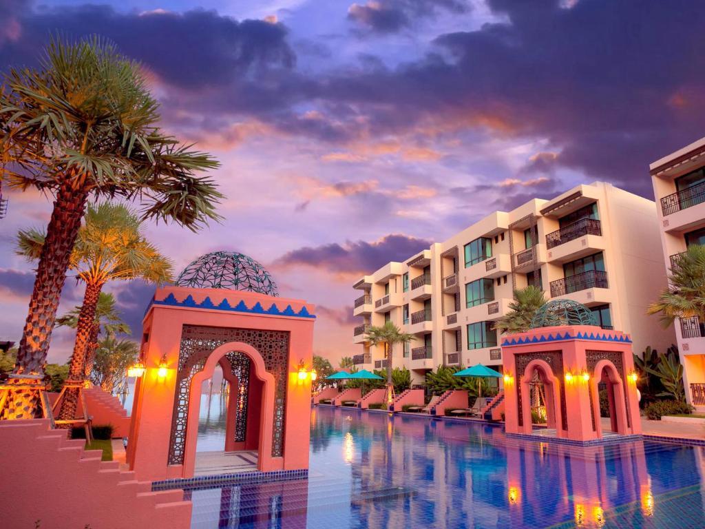 Thailand Travel Thailand Marrakesh Hua Hin Residence By Hua Hin Stay