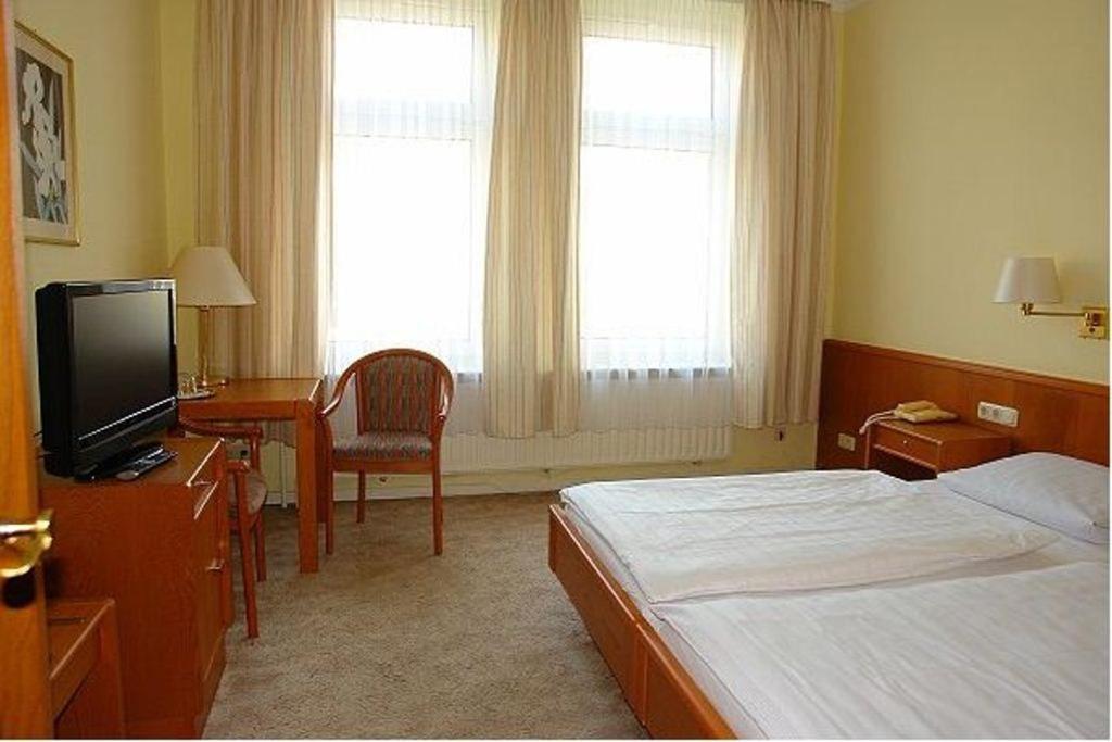 Hotel Heimfeld Retro Design Hamburg