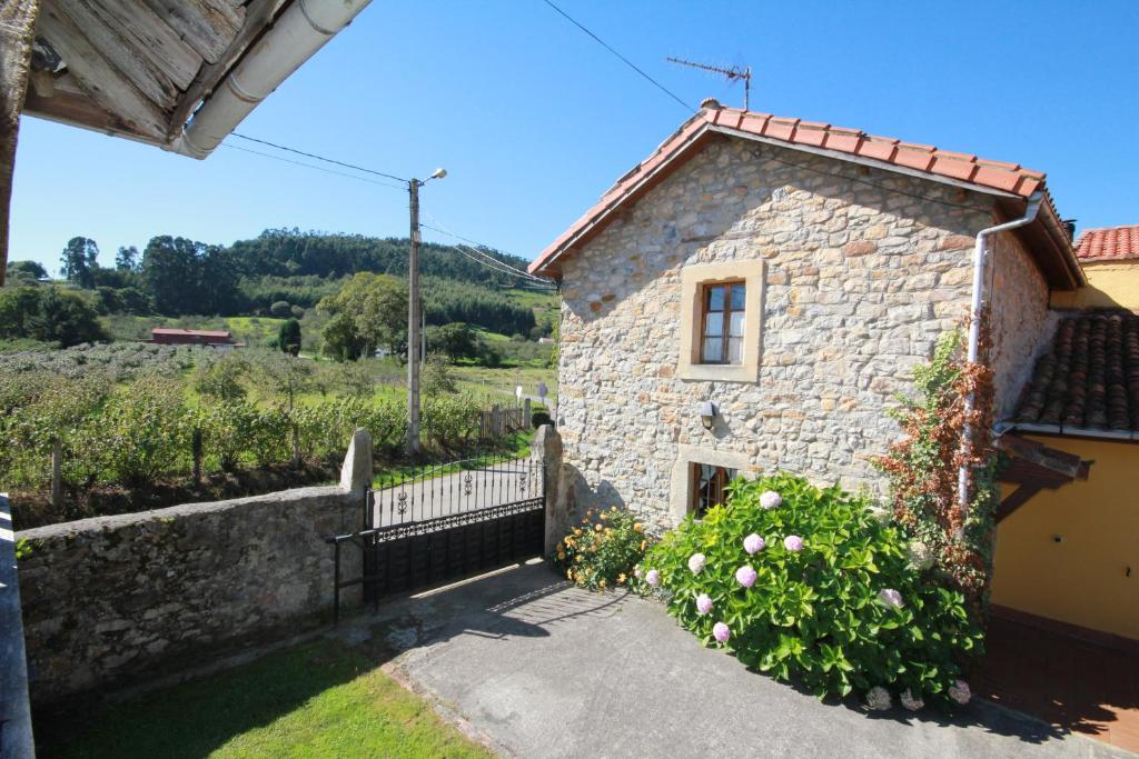 Casa de vacaciones La Llosa II (España Villaviciosa ...