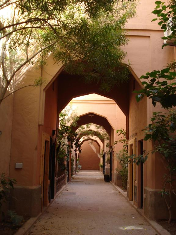 Terrasse Restaurant Marrakech Place Al