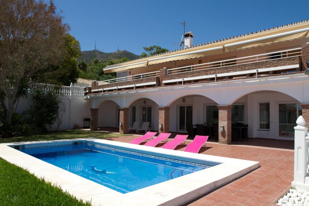 Villa Casa Pamela (España Benalmádena) - Booking.com