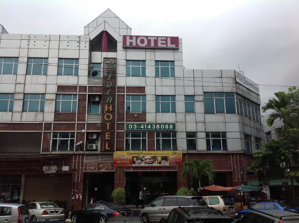 Bjorn boutique hotel wangsa maju taman setiawangsa for Boutique hotel booking