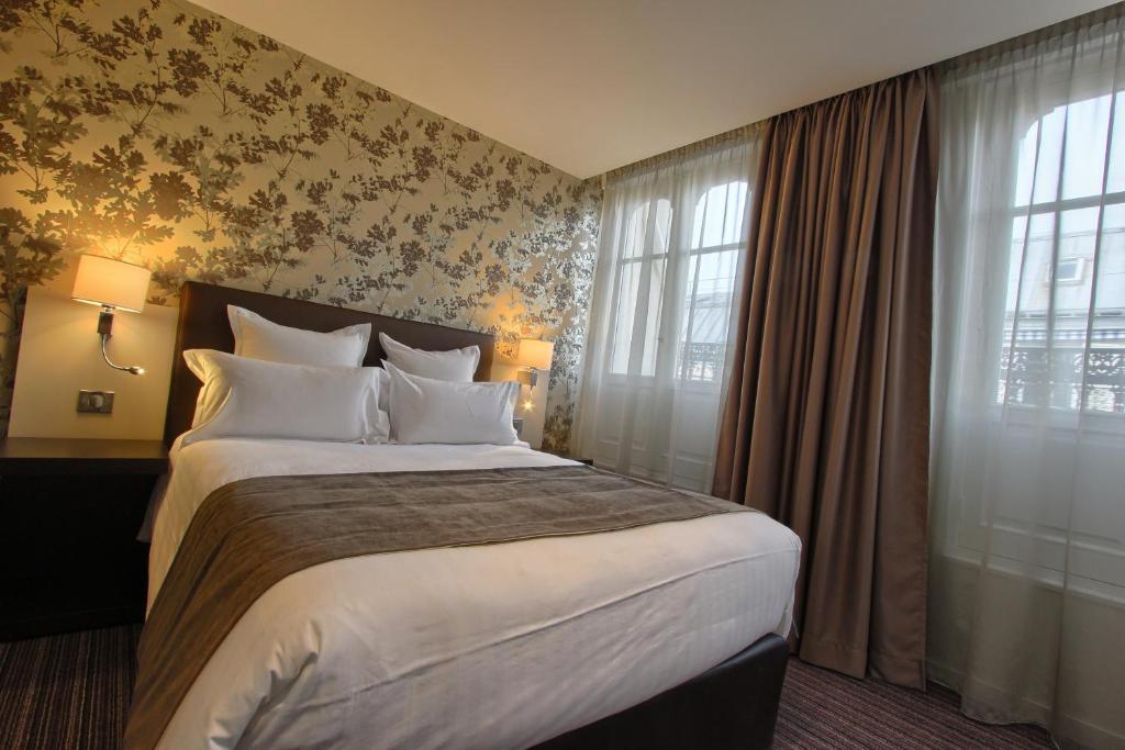 Hotel Eden Paris Pigalle