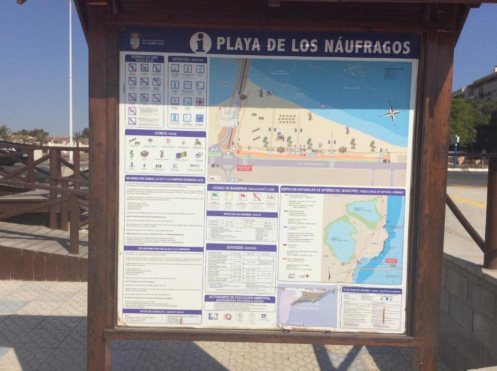 Departamento Calle Monteagudo (España Torrevieja) - Booking.com