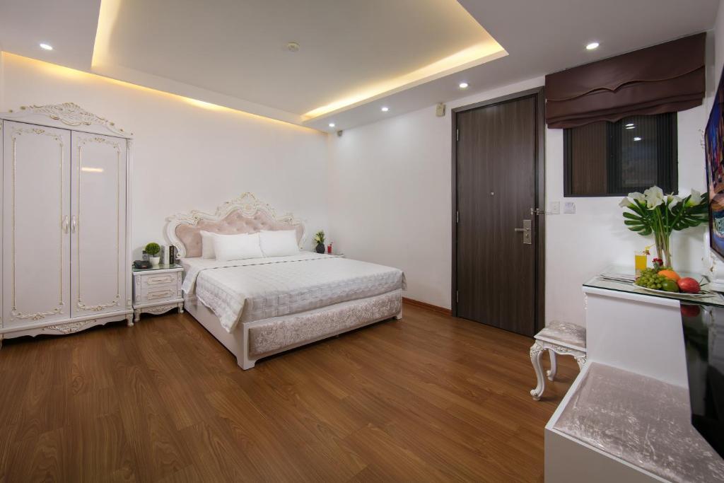 Phòng Elegance Giường Đôi