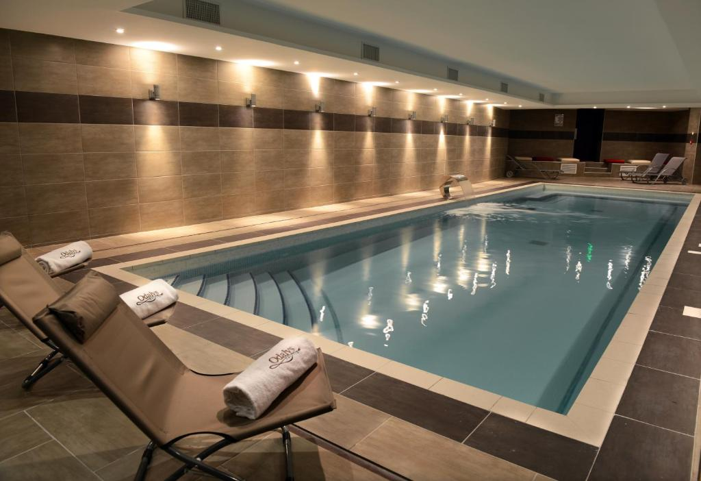 Appart 39 h tel odalys spa ferney gen ve ferney voltaire for Appart hotel france