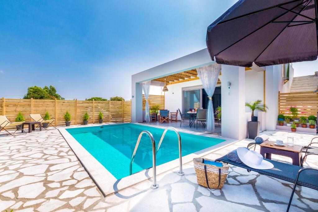 Villa Casa Via Mare (Grécia Afantou) - Booking.com