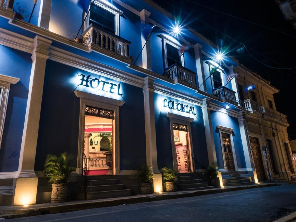 7984ff626 Hotel Colonial Granada (نيكاراجوا غرناطة) - Booking.com