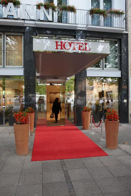 grand hotel mussmann hannover prenotazione on line viamichelin. Black Bedroom Furniture Sets. Home Design Ideas