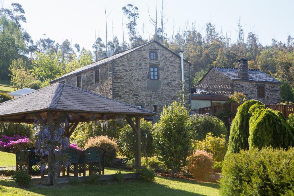 Hotel-fazenda Casa Piñeiro (Espanha Monfero) - Booking.com