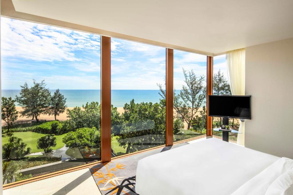 Skypool-Loft 2 Phòng ngủ với Hồ bơi riêng và Tầm nhìn ra biển