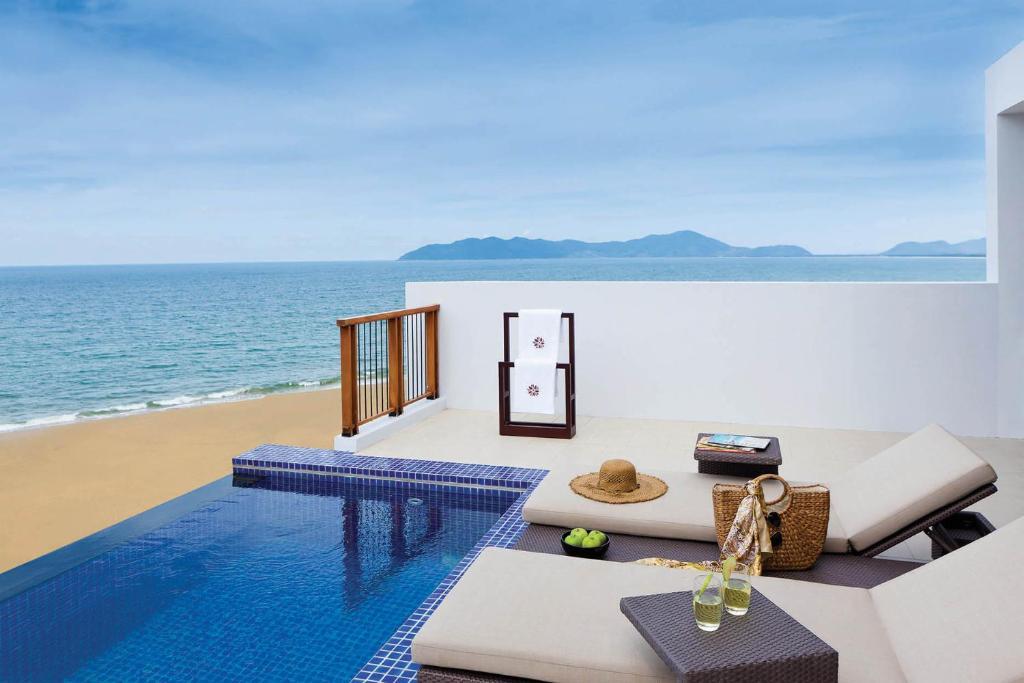 Skypool-Loft Angsana 2 Phòng ngủ với Hồ bơi riêng và Tầm nhìn ra biển