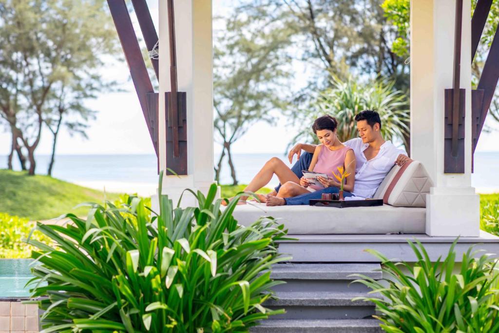 Biệt thự 1 Phòng ngủ bên Bãi biển có Hồ bơi Riêng