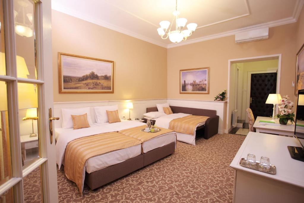Booking rooms r servation gratuite sur viamichelin for Reserver sur booking