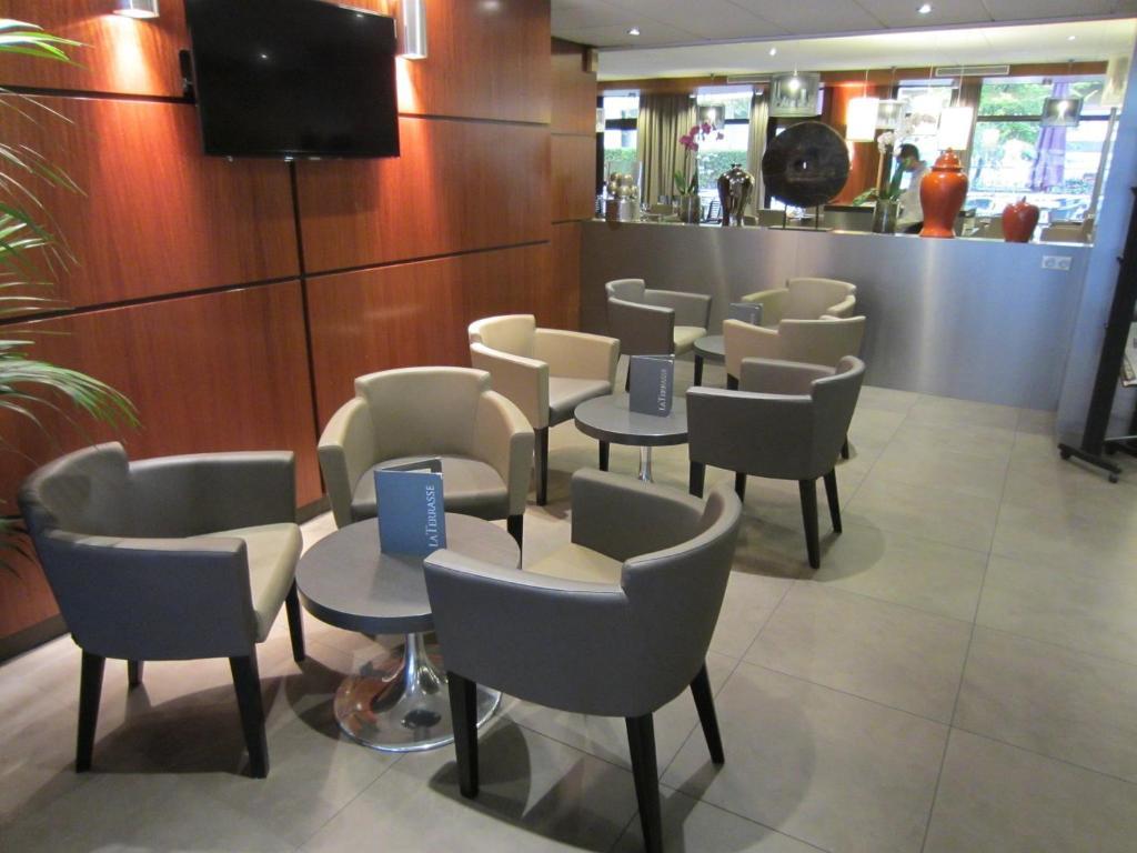 timhotel berthier 17 booking viamichelin