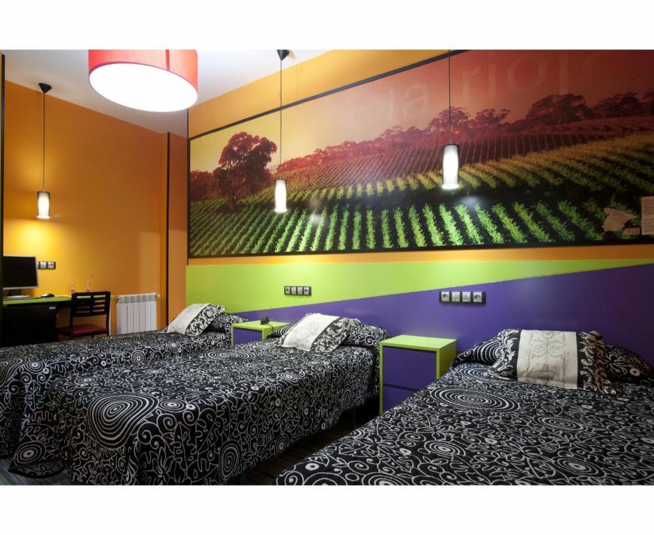 Parquing Cerca Hotel Jc Rooms Madrid