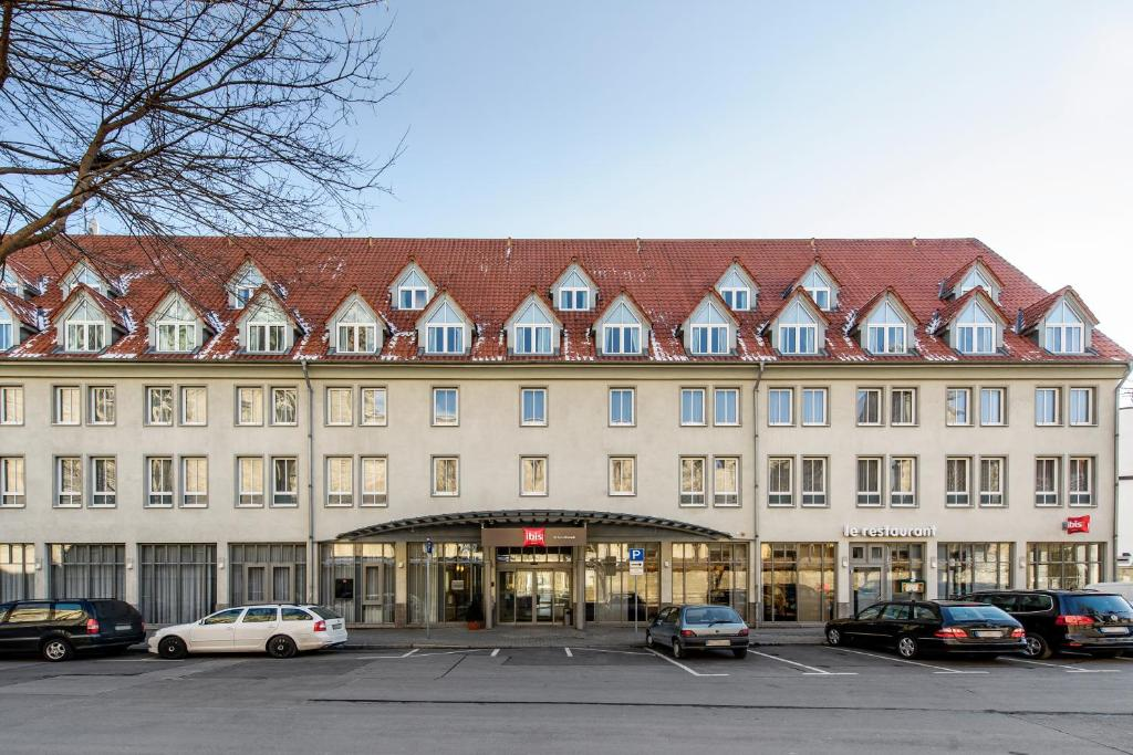 ibis hotel erfurt altstadt alemania rfurt. Black Bedroom Furniture Sets. Home Design Ideas
