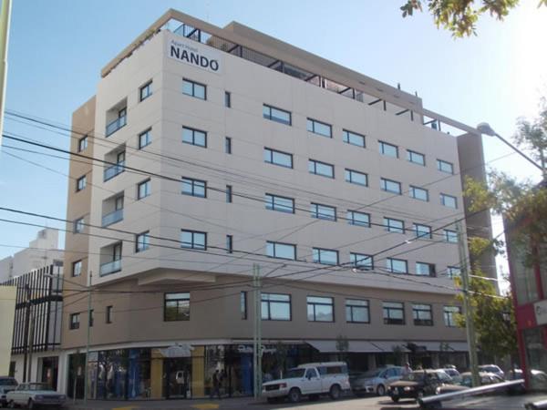 <div data-et-view=NAFQCDCcdXDPdFO:1</div Nandó Apart Hotel