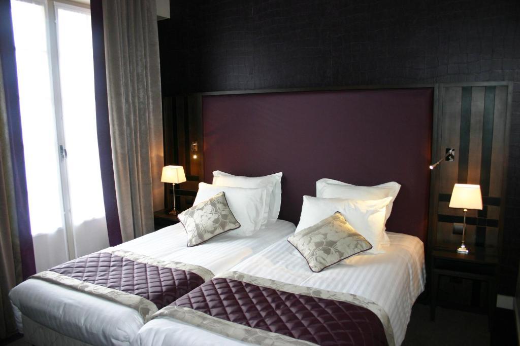 hotel bellevue amboise prenotazione on line viamichelin. Black Bedroom Furniture Sets. Home Design Ideas