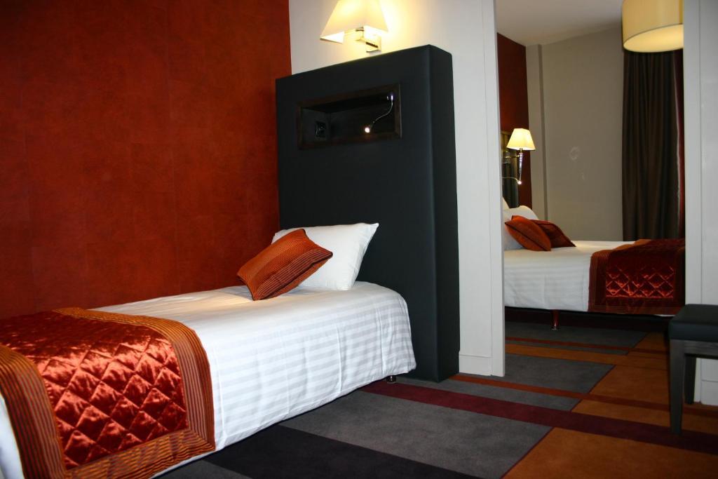 hotel bellevue amboise viamichelin informatie en online reserveren. Black Bedroom Furniture Sets. Home Design Ideas