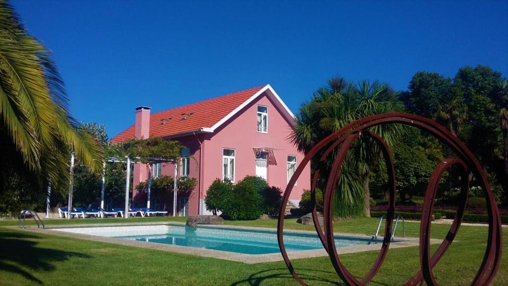 Casa de campo Casal do Arcebispado (Portugal Felgueiras ...