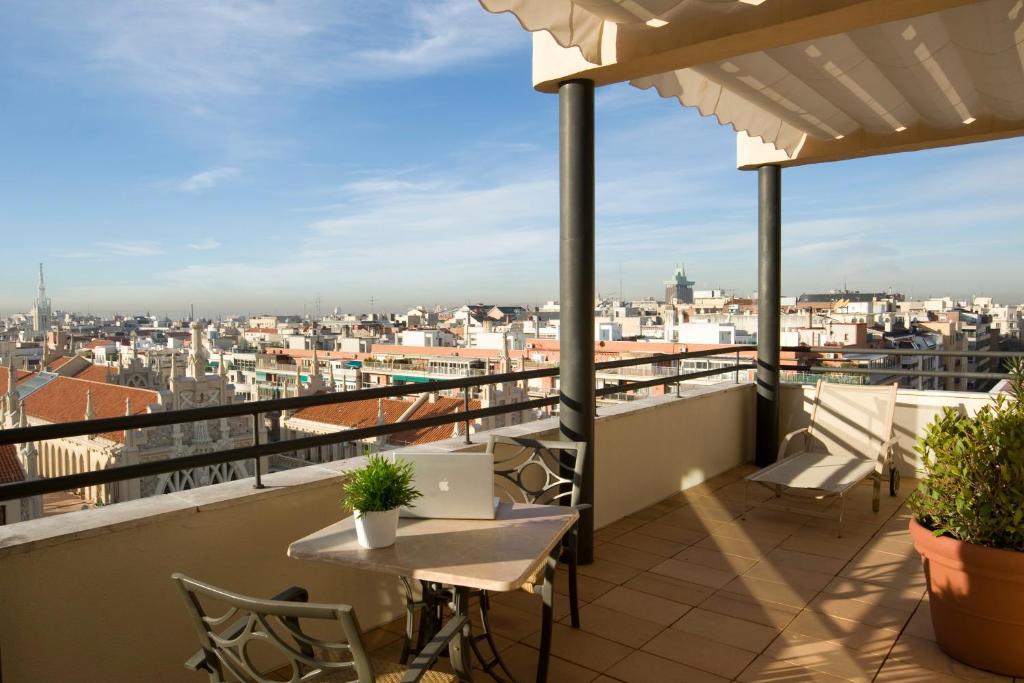 Aparthotel ramon de la cruz 41 madrid reserva tu hotel - Aparthotel con encanto ...