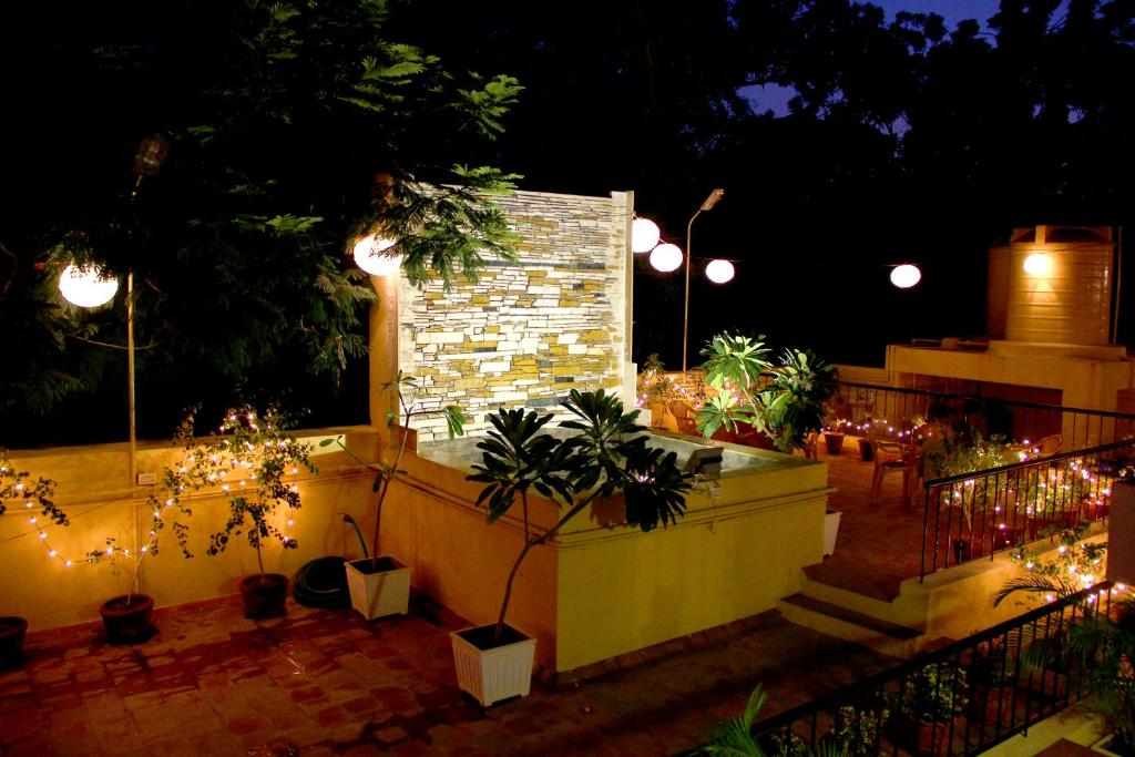 Hanu Reddy Residences India - India Travel