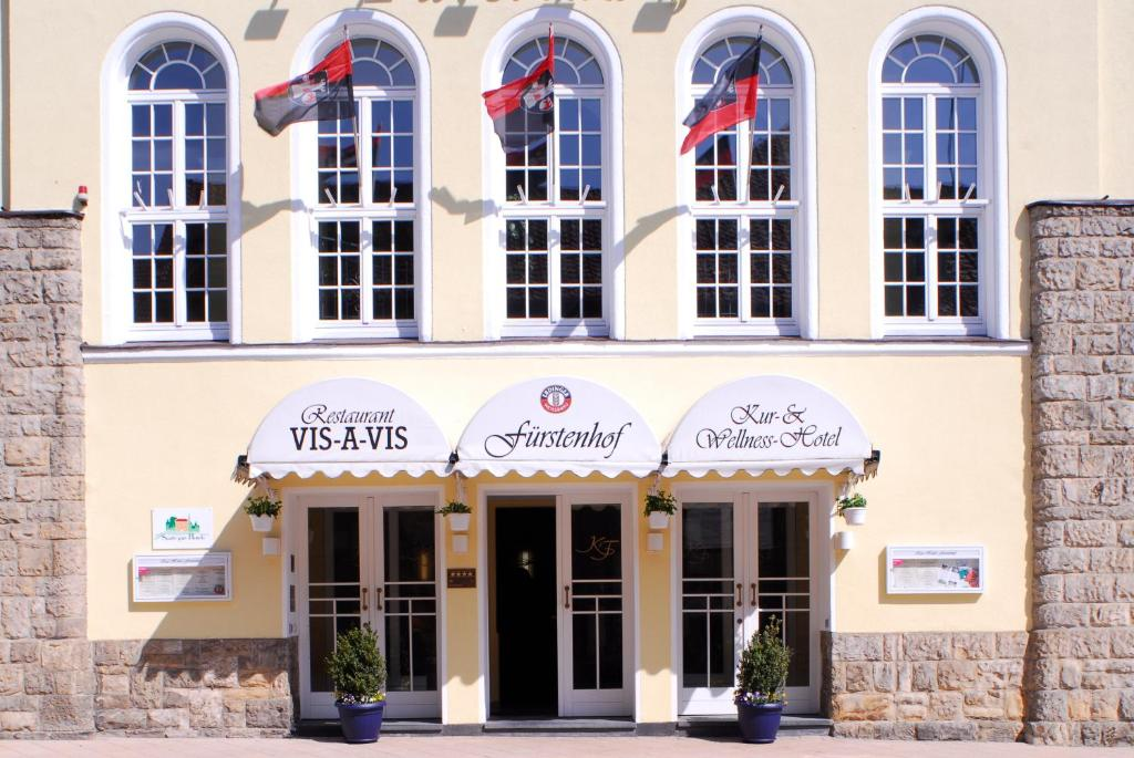 Hotel Furstenhof Blankenburg Bewertungen