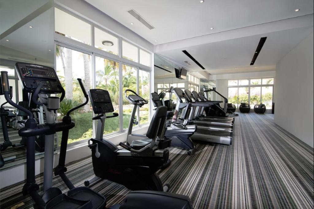 Gimnasio o equipamiento deportivo en Suites at Caribe Bavaro Beach Resort and Spa