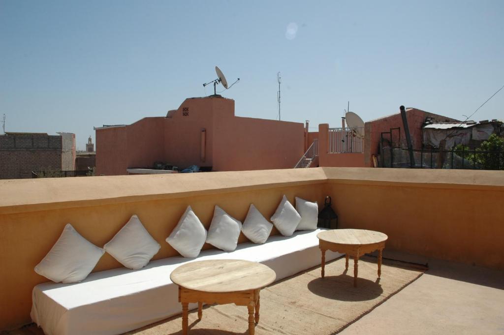 Chambre d 39 h tes dar aicha chambres d 39 h tes marrakech for Chambre d hotes marrakech