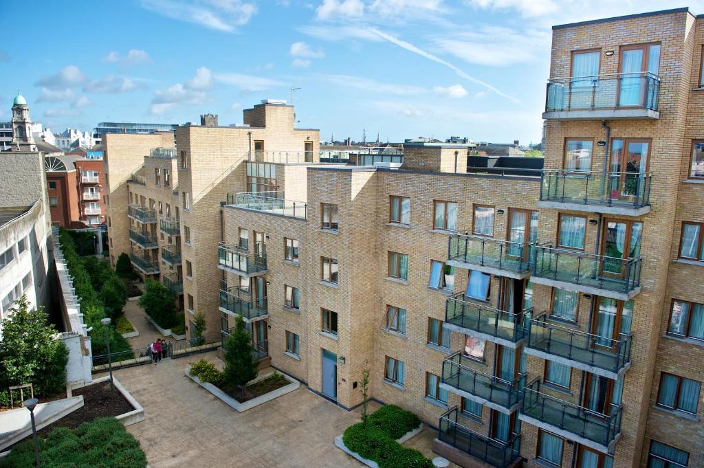 Staycity aparthotels saint augustine street locations de for Appart hotel irlande