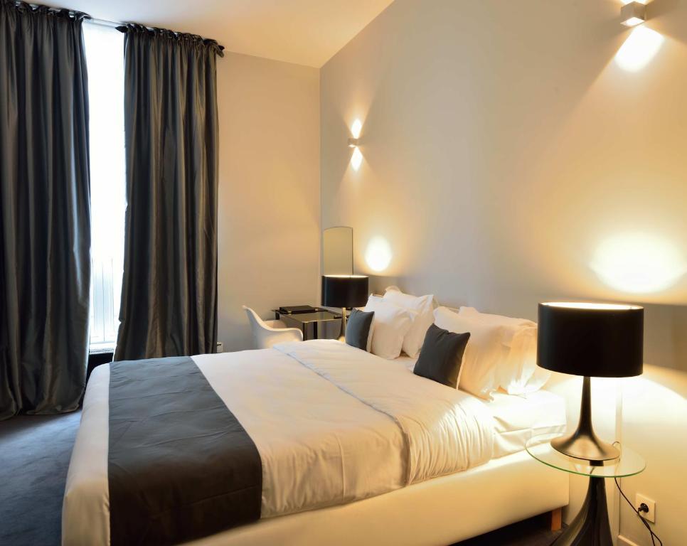 Hotel Villa Royale Bruxelles Parking
