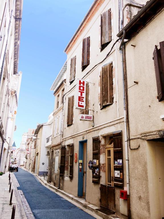 Hotel des ambans agen for Apart hotel agen