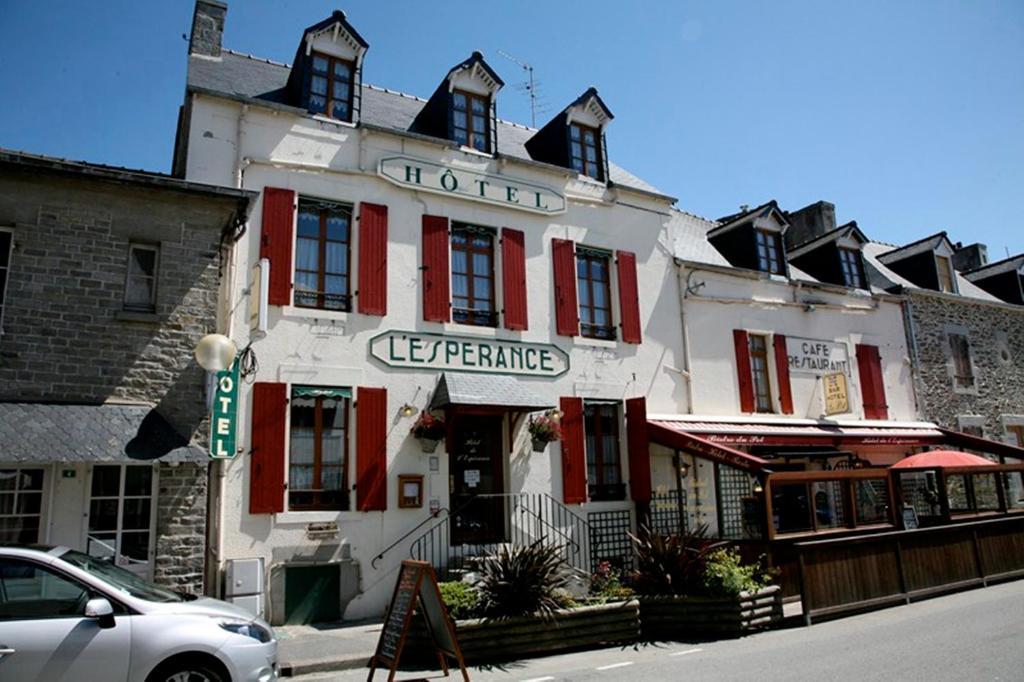 Hotel l 39 esp rance saint cast le guildo for Apart hotel bretagne