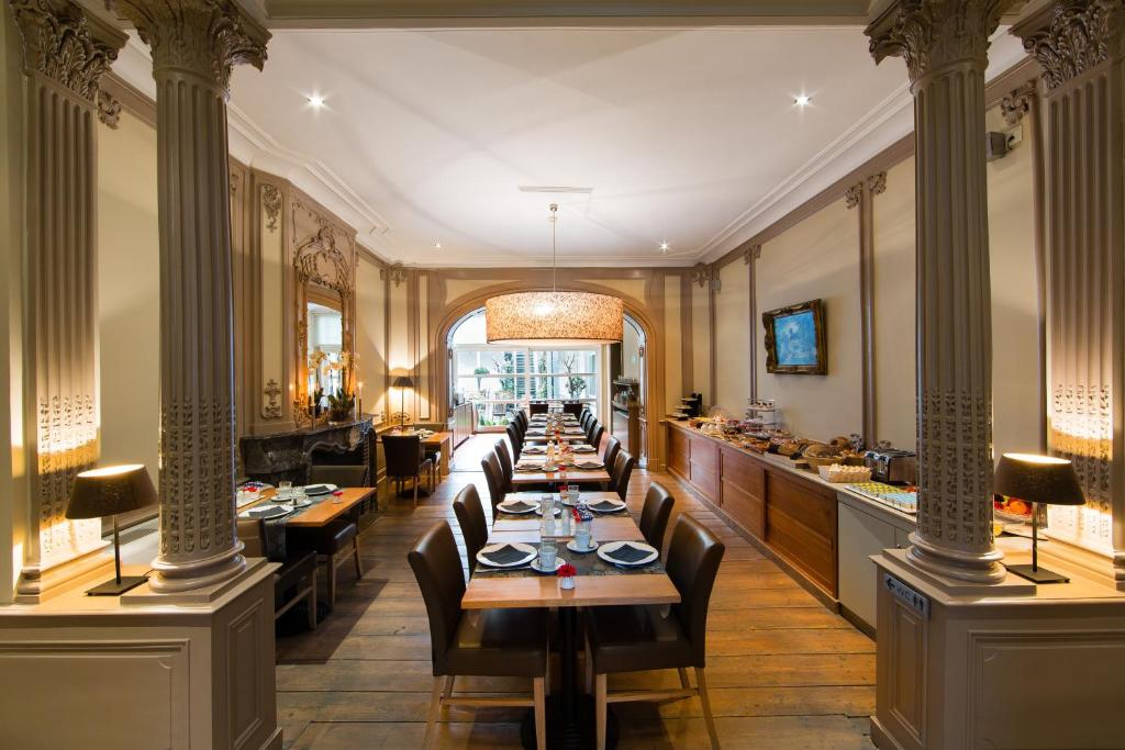 Hotel De Flandre Ghent Book Your Hotel With Viamichelin