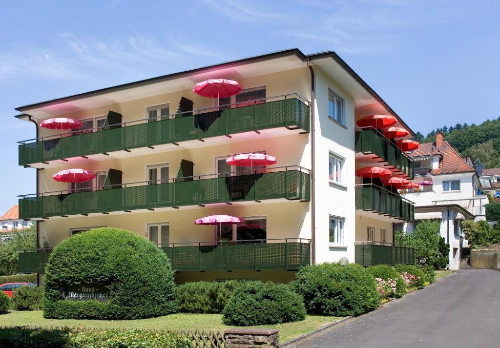Hotel Margarethenhof Bad Orb