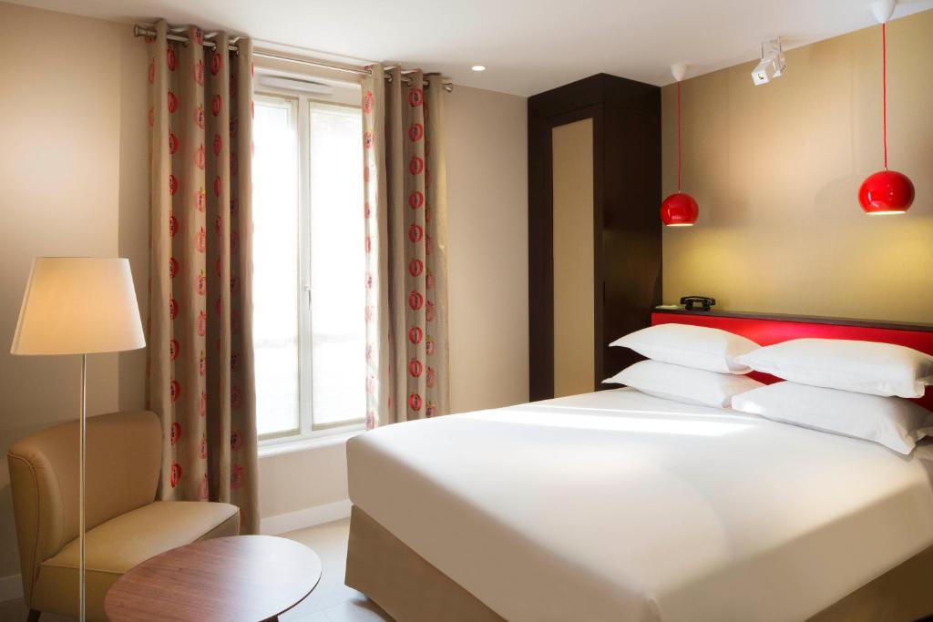 hotel eden vanves prenotazione on line viamichelin. Black Bedroom Furniture Sets. Home Design Ideas