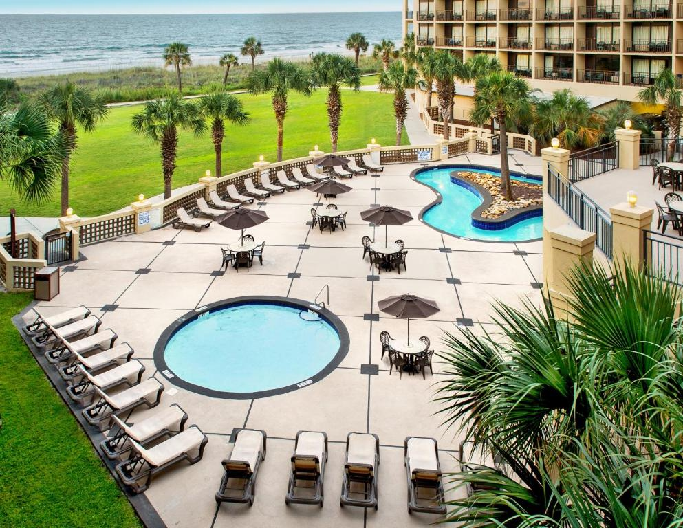Doubletree Myrtle Beach Sc Restaurants