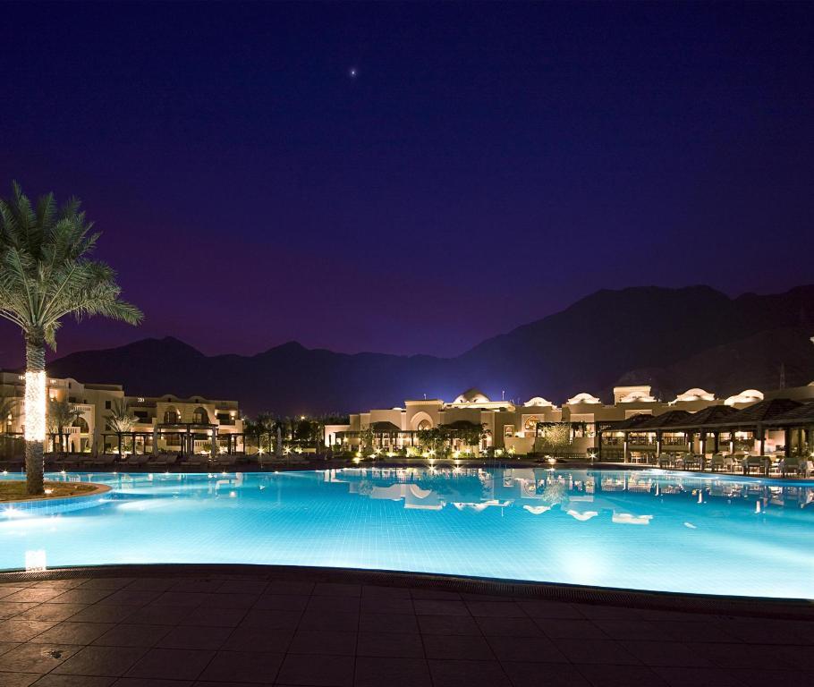 Miramar Al Aqah Beach Resort Diba Fujairah Viamichelin
