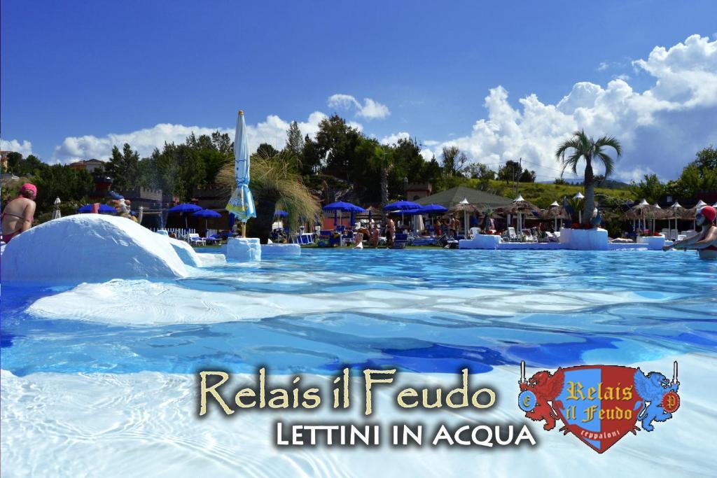Italy Travel Relais Il Feudo Italy
