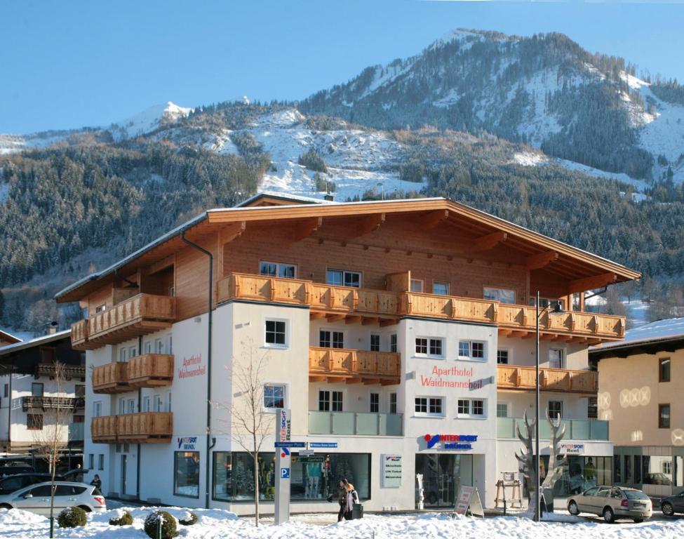 Aparthotel waidmannsheil kaprun austria for Appart hotel booking