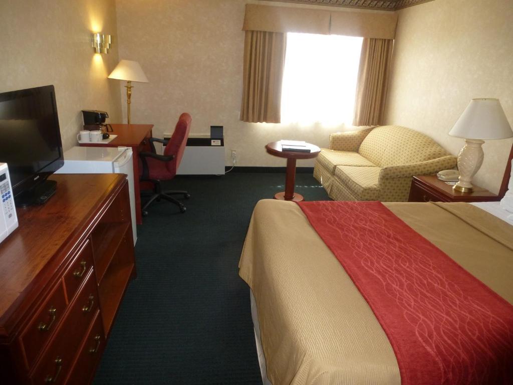 Отзывы Comfort Inn Meadowvale, 3 звезды