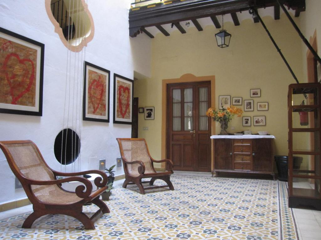 La casa del maestro boutique siviglia prenotazione on line viamichelin - La casa del maestro ...