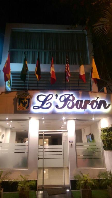 Hotel L\'Baron Jockey Plaza Mall (Perú Lima) - Booking.com