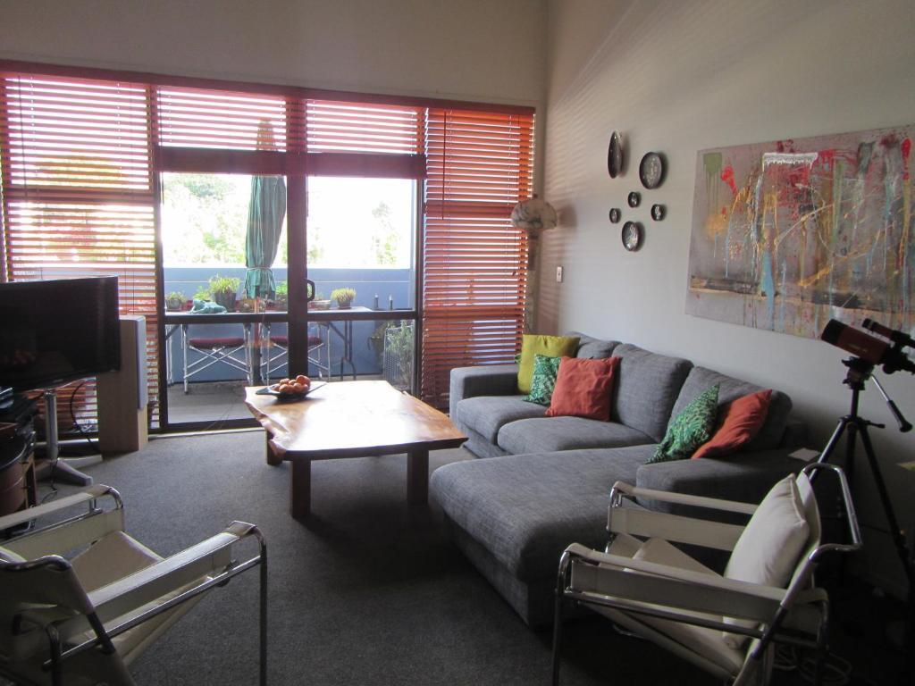 منطقة جلوس في Apartment Homestay