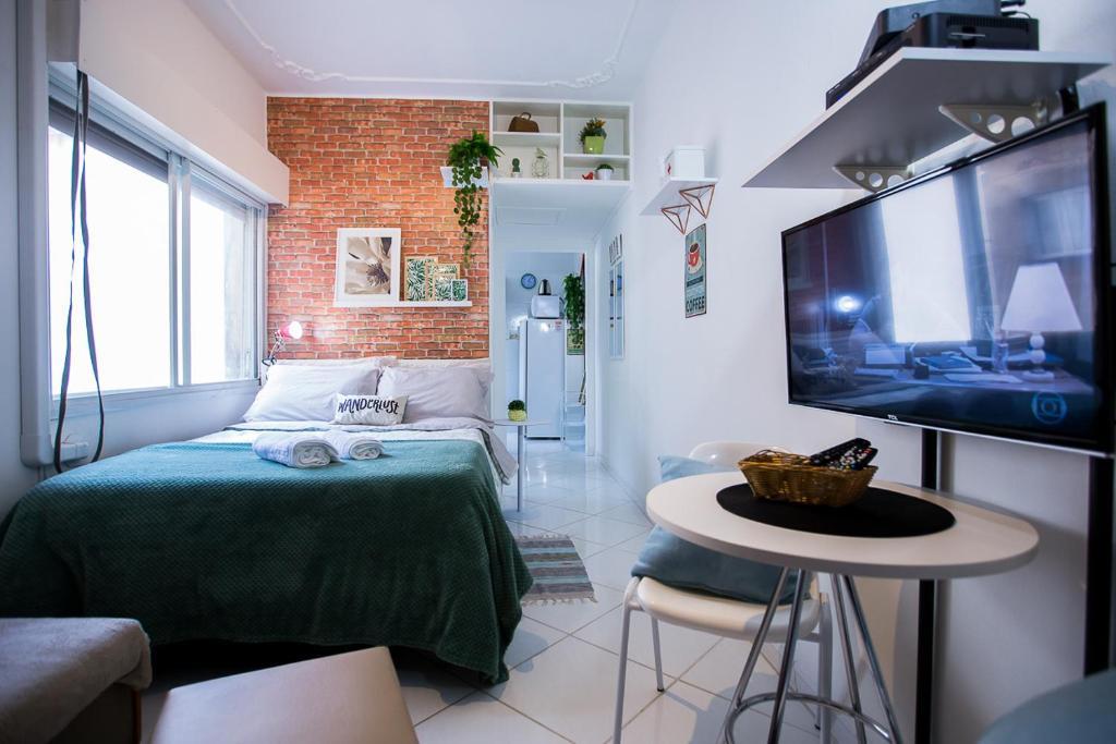 5676691fd2 Apartamento Sossego na Cidade Baixa (Brasil Porto Alegre) - Booking.com