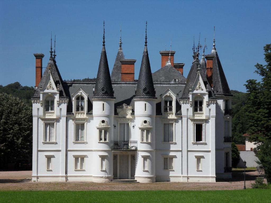 Chambres d 39 h tes ch teau de la motte chambres d 39 h tes noailly - Chambre d hote chateau renard ...