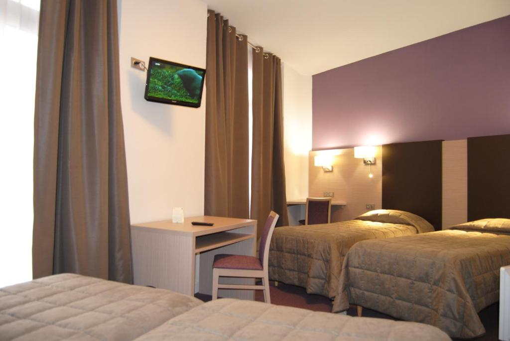 Hotel Continental Lourdes Booking