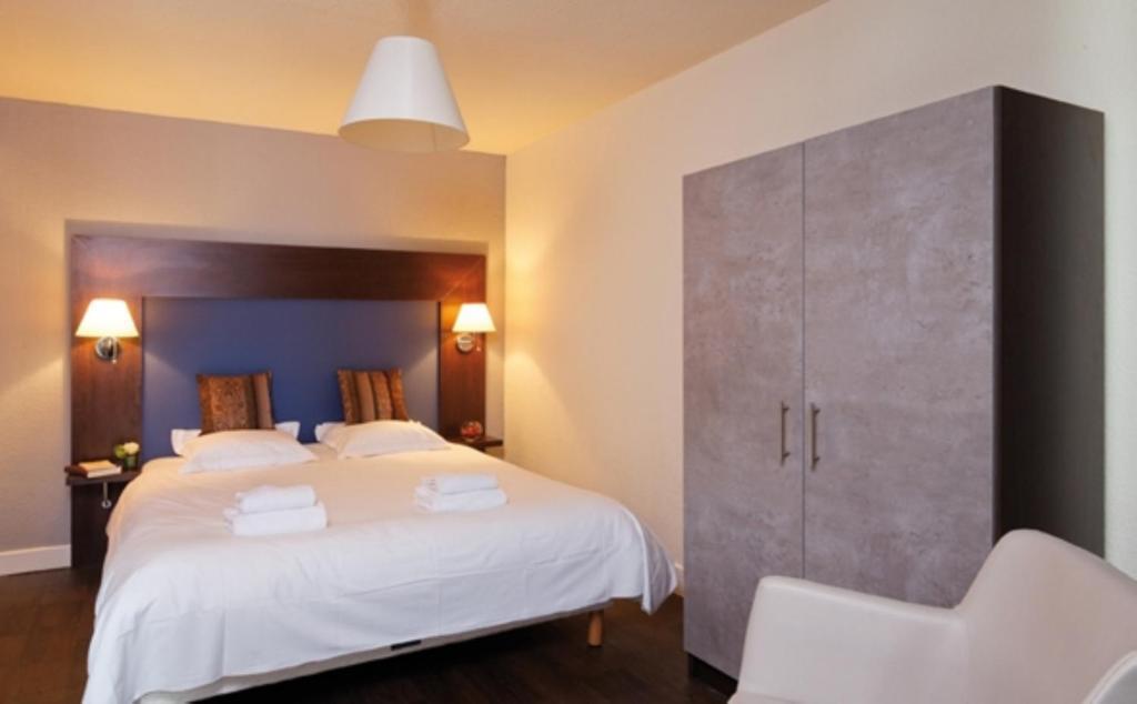 Park suites village la rochelle marans r servation for Hotel park et suite