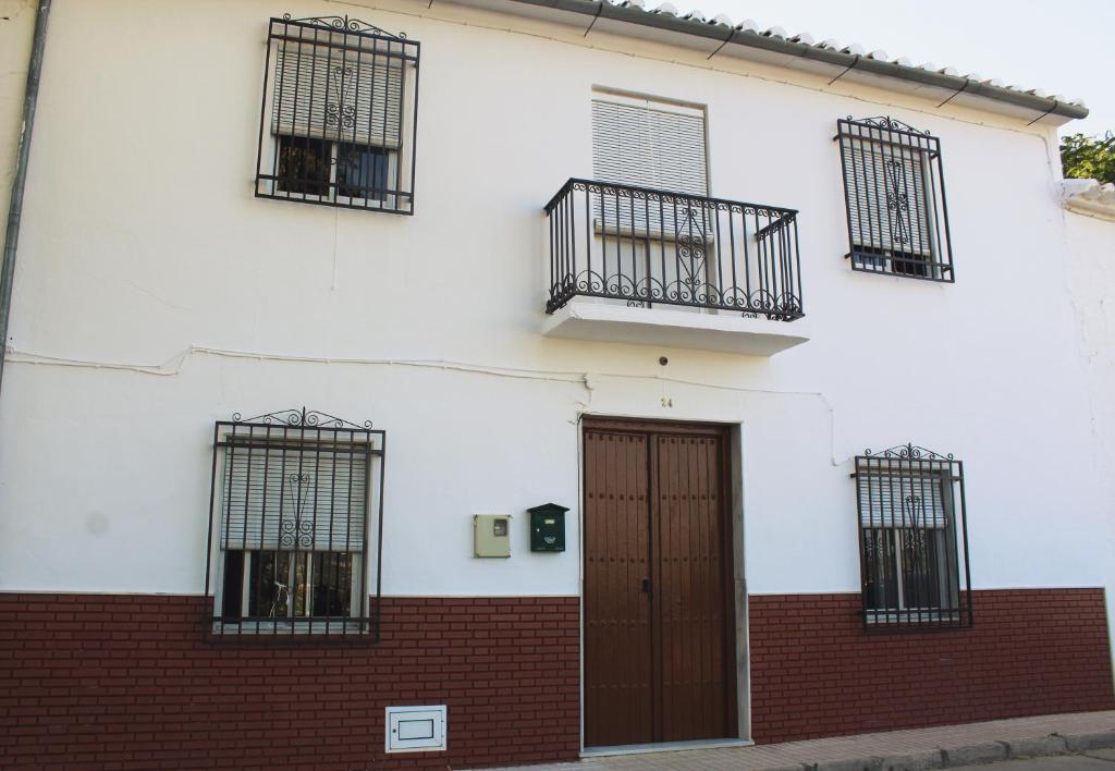 Casa de campo Casa Atalaya (España Villanueva de Algaidas ...